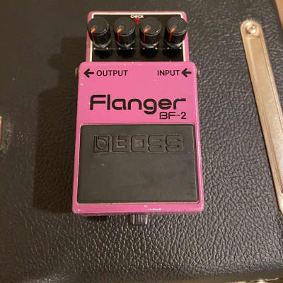 Boss BF-2 Flanger 1984-1990 (Green Label) Made In Japan