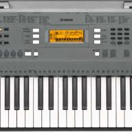 Yamaha PSRE353 61-Key Portable Keyboard and Survival Kit SKB2 (Power Supply, Headphone, Sustain Pedal ETC)