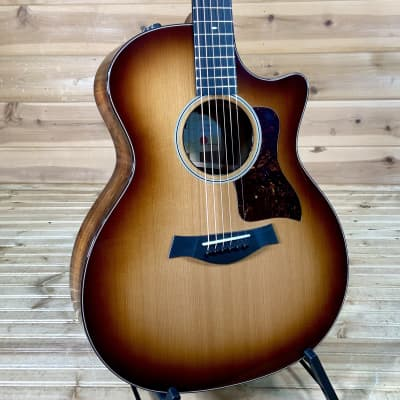 Taylor Fall 2019 514ce LTD Acoustic Guitar - Gloss Shaded Edgeburst