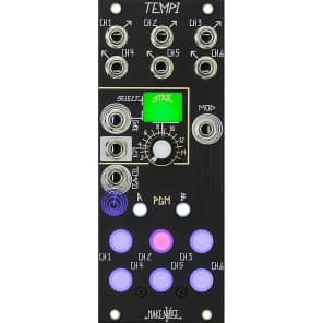 Make Noise Tempi Polyphonic Time-Shifting Clock Module