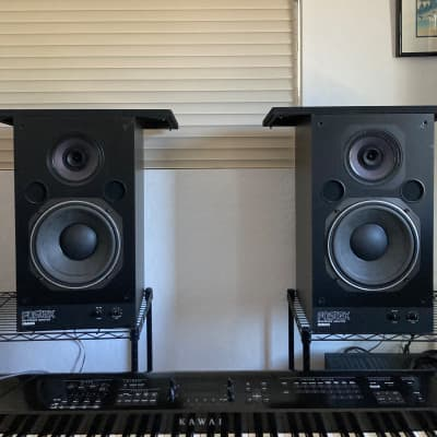 Fostex RM 865 Reference Monitors