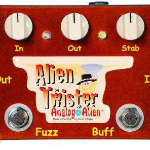 Analog Alien Alien Twister 2015