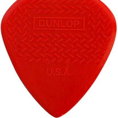 Dunlop Jim Dunlop Nylon Max Grip Jazz III Pick (24bg)