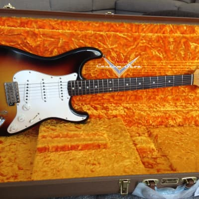 Fender Fender Stratocaster Custom Shop Masterbuilt John Cruz Relic 2017 for sale