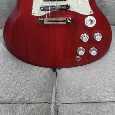 2016 Gibson SG Special Faded T Worn Cherry - MODDED! for sale