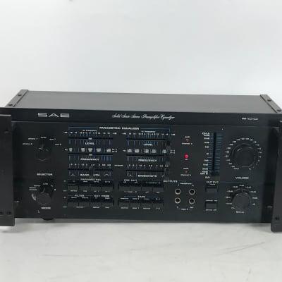 SAE 2100 Control Preamp Preamplifier