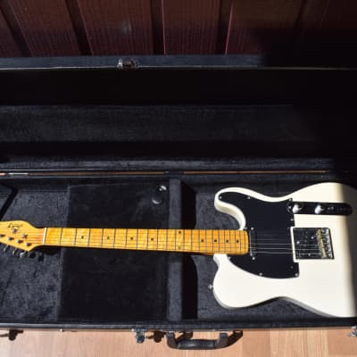 Indy Custom ICLE-TWT 2012 White Tele for sale