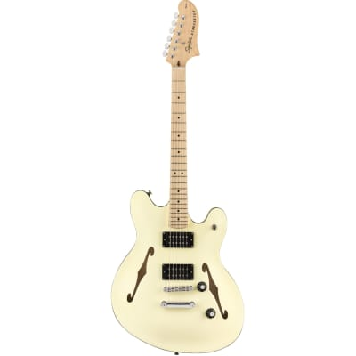 Squier Affinity Series Starcaster - Olympic White for sale