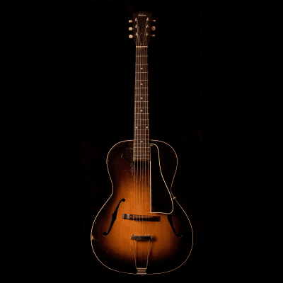 Gibson L-37 1935 - 1941
