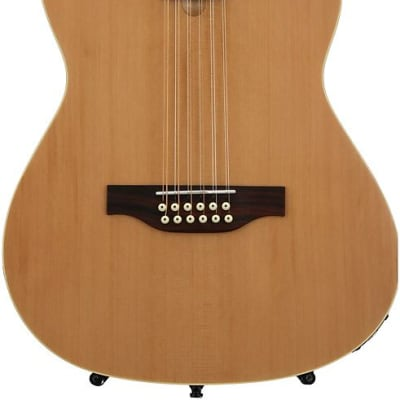 Godin A12 12-String Acoustic-Electric Guitar - Natural for sale