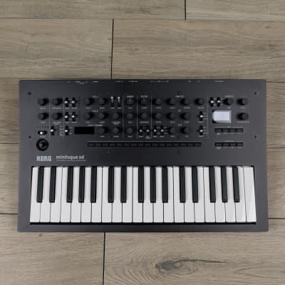 Korg Minilogue XD Polyphonic Analogue Synthesizer