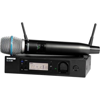 Shure GLXD24R/B87A-Z2 Wireless Handheld Microphone - Band Z2