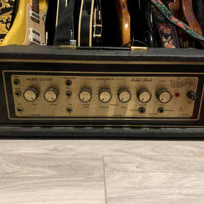Vintage Norma GA730P 1960's Guitar Head PARTS/REPAIR for sale