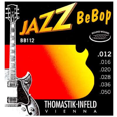 Thomastik-Infeld Jazz Guitar Strings - Jazz Bebop Series BB112