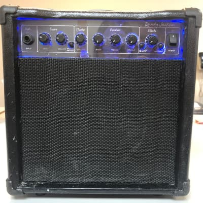 Randy Jackson 15 watt amp for sale