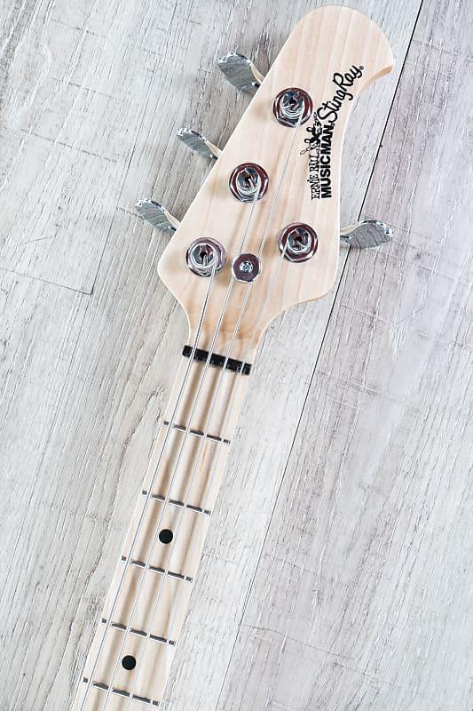 ernie ball music man short scale passive stingray bass ultra reverb. Black Bedroom Furniture Sets. Home Design Ideas