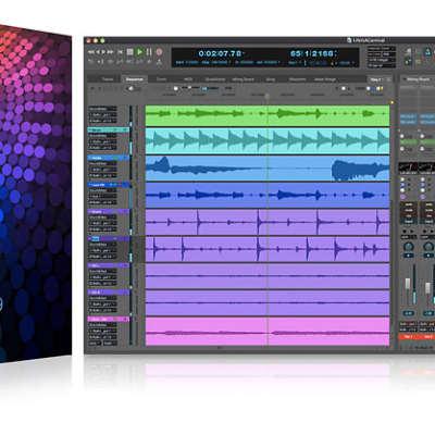 MOTU 828x Thunderbolt Audio Interface + Digital Performer DP9 Crossgrade Combo