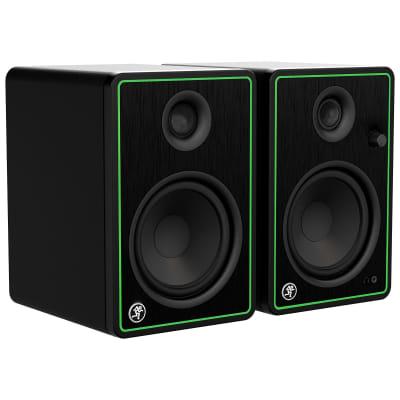 "Mackie CR5-X 5"" Active Studio Monitors (Pair)"