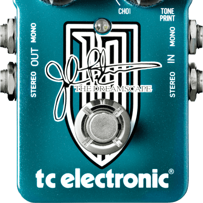 """TC Electronic """"The Dreamscape"""" John Petrucci Pedal;  Immaculate Condition! Full Warranty!"""