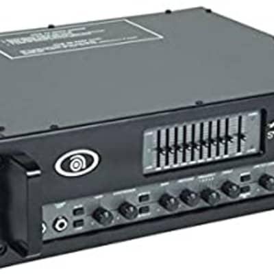 Ampeg SVT-4PRO 1200-watt Tube Preamp Bass Head