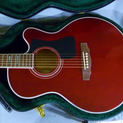 Guild Accoustic Electric Red F47 MCE  Un Played!