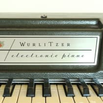 Wurlitzer 200 Electric Piano 1970s Avocado Green image