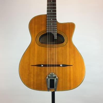 CSL Maccaferri gypsy jazz guitar d hole for sale