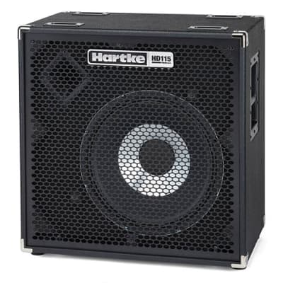"""Hartke HyDrive HD115 1 x 15"""" + HF/500 Watt Bass Cabinet, HCHD115"""