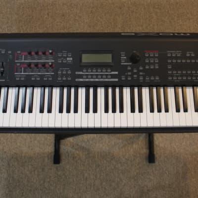 Yamaha MOX8 88-Key Synthesizer Workstation