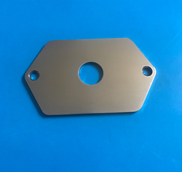 stainless steel jaguar switch plate for 3 way switch mod