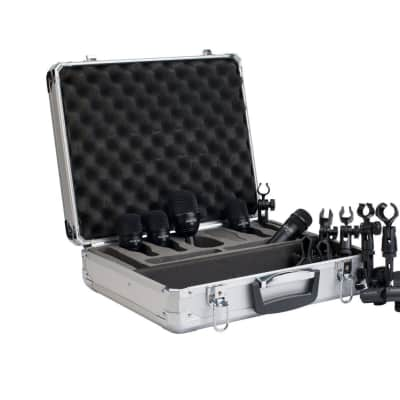 Audix FP5 5 piece Fusion Drum Microphone Package