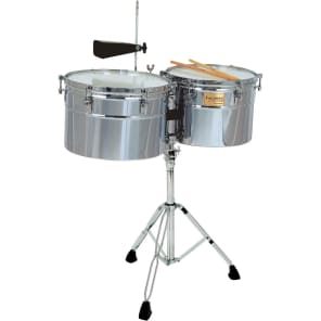 "Tycoon TTI/XL-1415C Extra-Deep Shell 14/15"" Timbales"