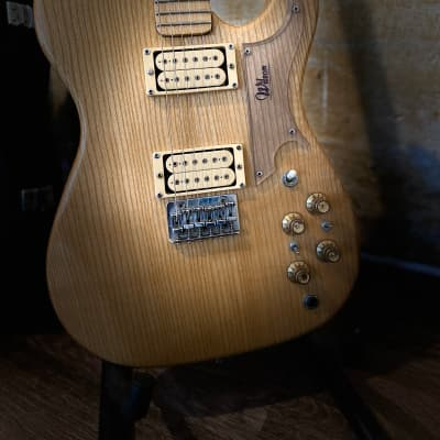 Wilson Telecaster 1969 Natural for sale