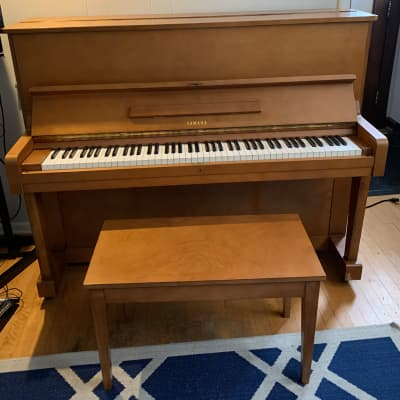 Yamaha U1 Piano (we shall contribute $100 towards professional moving costs)