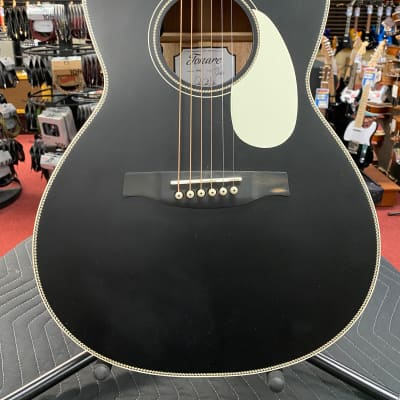 Paul Reed Smith P20 Acoustic/Electric Black Satin