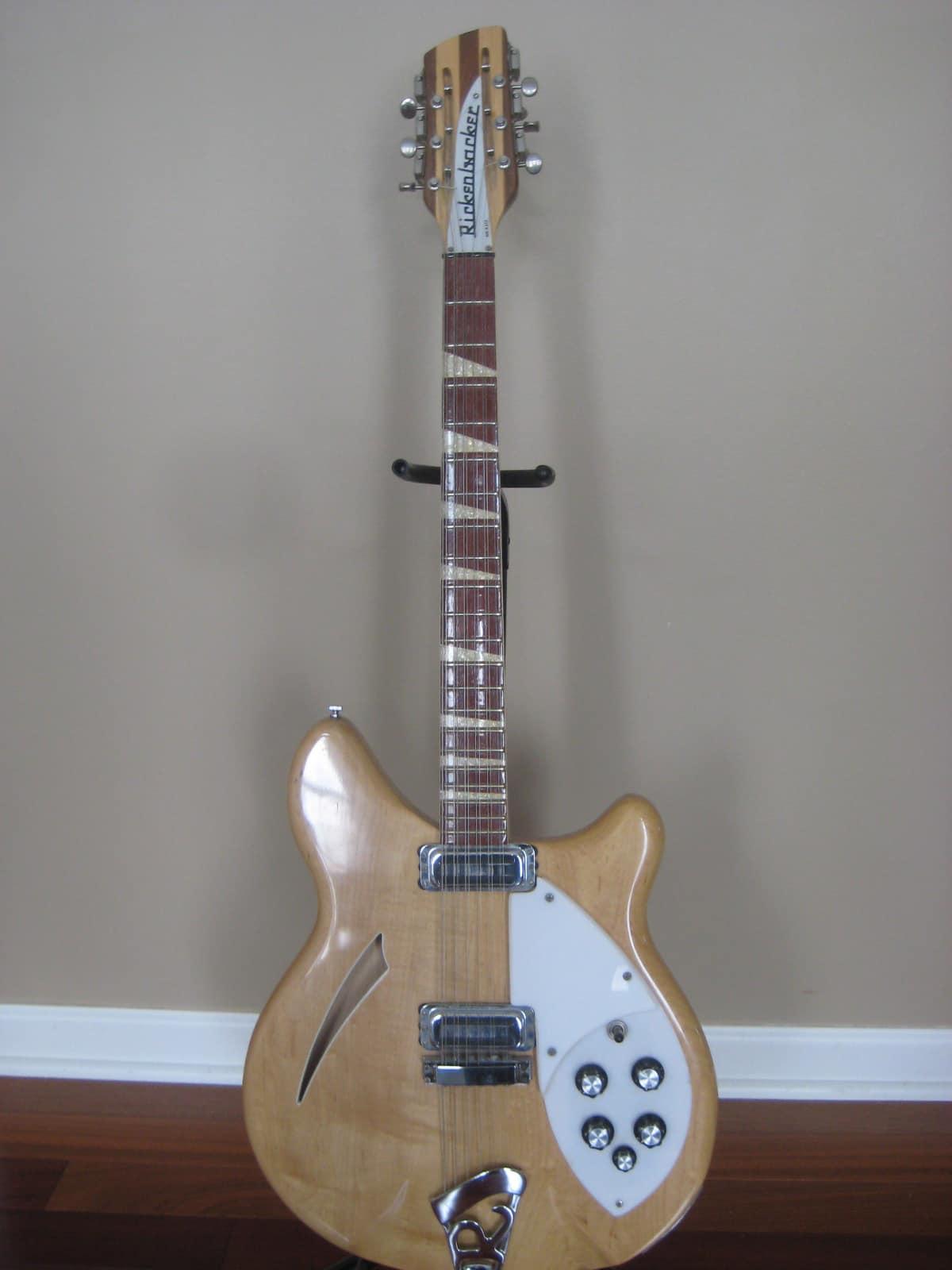 rickenbacker 360 12 1967 mapleglo papatim guitars reverb. Black Bedroom Furniture Sets. Home Design Ideas