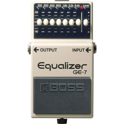 Boss GE-7 Graphic Equaliser for sale