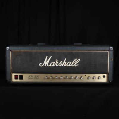 Vintage '83 Marshal 2210 100 Watt JCM800 Lead Tube Guitar Amplifier Head