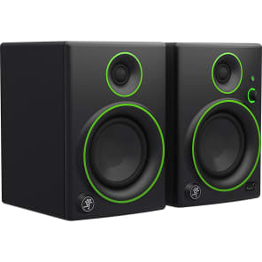 """Mackie CR4BT 4"""" Active Studio Monitors with Bluetooth Connectivity (Pair)"""