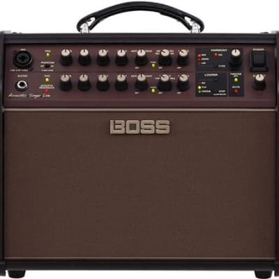 Boss ACS-LIVE Acoustic Singer Live 60-Watt Acoustic Guitar Combo Amplifier (Used/Mint)