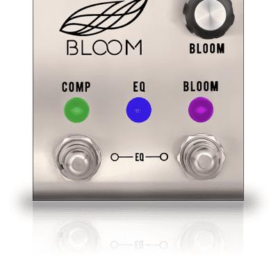 Jackson Audio Bloom Compressor / EQ V2 - Silver