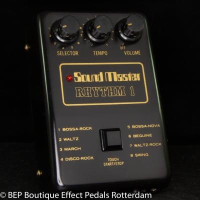 Sound Master SM-8 Rhythm 1 R-1 Analog Rhythm Box 1980 Japan