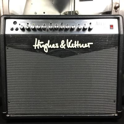 "Hughes & Kettner ATTAX 100 3-Channel 120-Watt 1x12"" Hybrid Guitar Combo"