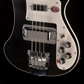Rickenbacker 4003 Matte Black (767) for sale