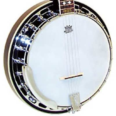 Ashbury GR37022  5 String  Resonator Banjo. 2017  Mahogany. for sale
