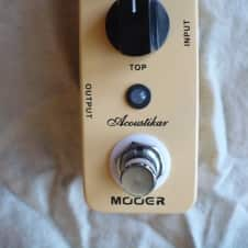 Mooer Mooer Audio Acoustikar Acoustic Simulator-  Free Shipping!