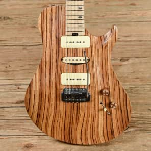 Warrior Isabella Rick Derringer Signature Zebrawood 2016 (s29) for sale