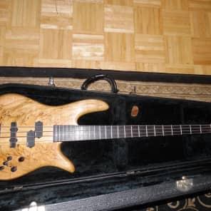 Fodera Monarch Elite bass guitar for sale