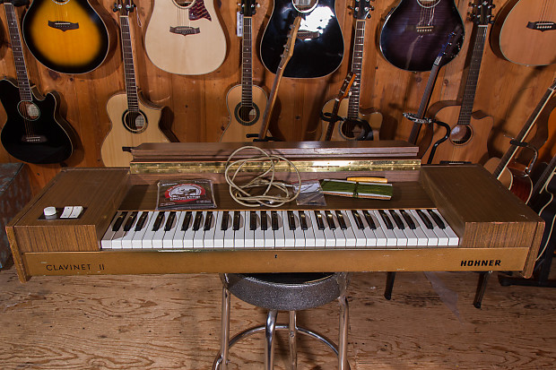 Hohner Clavinet II 1965 fully functional working order all original (d6)