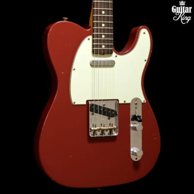Fender Custom Shop 63 Telecaster Cimarron Red for sale